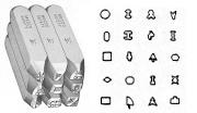 Hand stamp, hand stamping, hand stamp holder, hand stamp marking, hand stamp grip, hand stamp safety grip