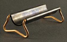 branding iron holder