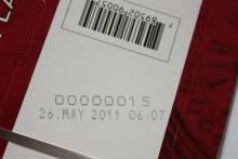 jetstamp portable inkjet mark