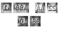 alphabet and number steel stamps
