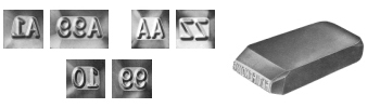 advantages of using steel stamps