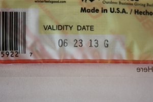 packaging date coding type