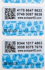 qrcode labels
