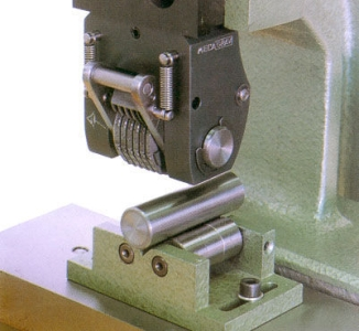 roll marking impact press rod 31