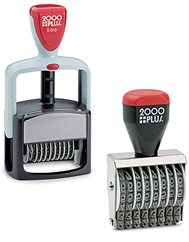 S610 Rubber Stamps