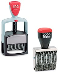 Rubber Stamp Marking Products   Rubber Stamps | Durable Technologies