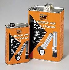 industrial stencil ink
