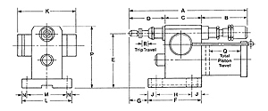 u model impact presses for part marking