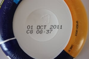 a4da1c5c2f9a How to Print Expiration Dates on Plastic