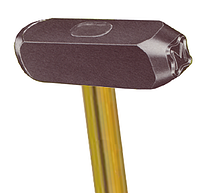 cut letter marking hammer