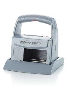 Jetstamp Graphic 970 Handheld Inkjet