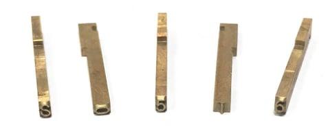 Markem 918 brass type (1)