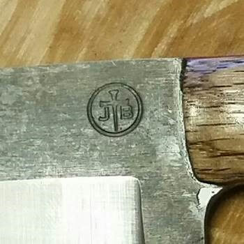 antique tools with tool makers marks
