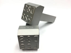 steel stamps for metal:  custom shank