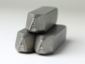 steel hand stamps
