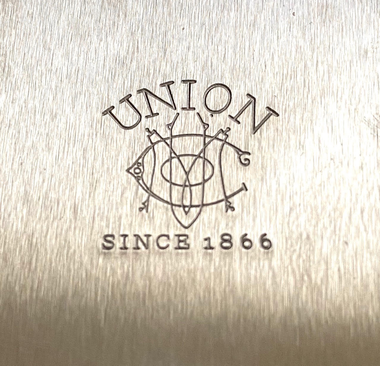 union mfg hand stamp 2